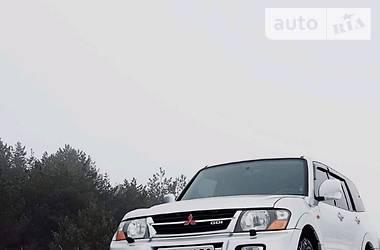 Mitsubishi Pajero Wagon 2001 в