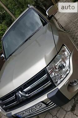 Внедорожник / Кроссовер Mitsubishi Pajero Wagon 2008 в Ахтырке
