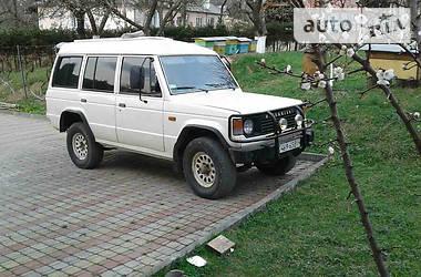 Mitsubishi Pajero  1986