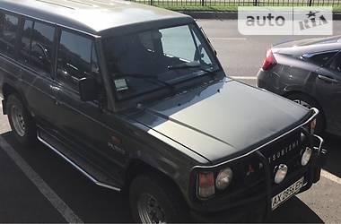 Mitsubishi Pajero 1988 в Кременчуге