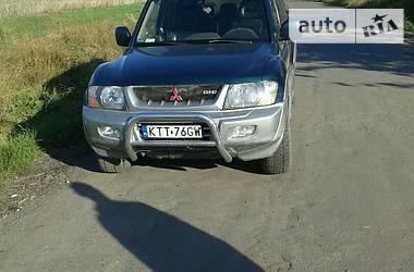 Mitsubishi Pajero 2000 в Одессе