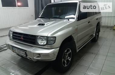 Mitsubishi Pajero 1993 в Днепре