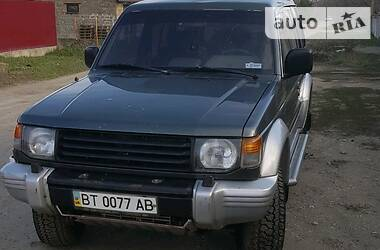 Mitsubishi Pajero 1993 в Синельниково