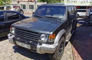 Внедорожник / Кроссовер Mitsubishi Pajero 1994 в Запорожье