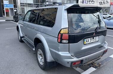 Внедорожник / Кроссовер Mitsubishi Pajero 1999 в Харькове