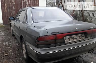 Mitsubishi Sigma 1991 в Ивано-Франковске