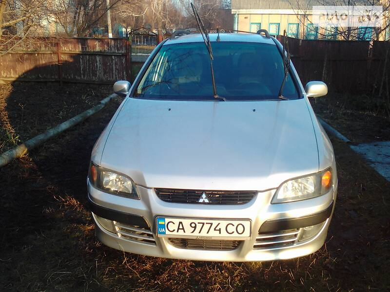 Mitsubishi Space Star 2003 в Драбове