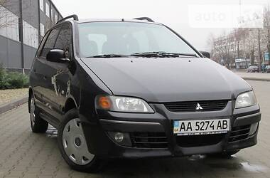 Mitsubishi Space Star 2004 в Белой Церкви