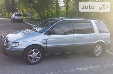 Mitsubishi Space Wagon 1992 в Тернополе