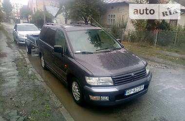 Mitsubishi Space Wagon 1999 в Ивано-Франковске
