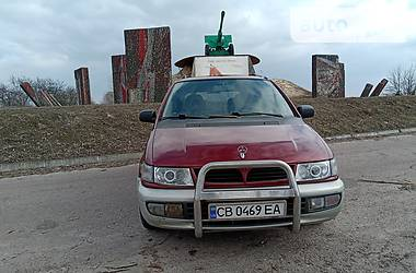 Mitsubishi Space Wagon 1997 в Сновске