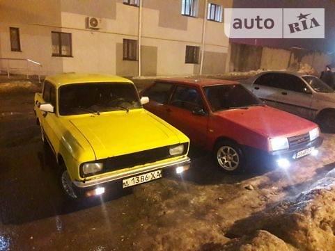 Москвич / АЗЛК 2140 1984 года в Харькове