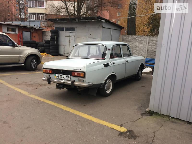 Москвич / АЗЛК 2140 1976 года в Полтаве