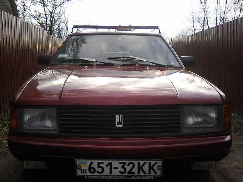 Хетчбек Москвич/АЗЛК 2141 1991 в Макарові