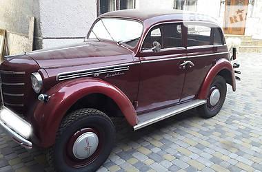 Москвич / АЗЛК 401 1954 в Львове