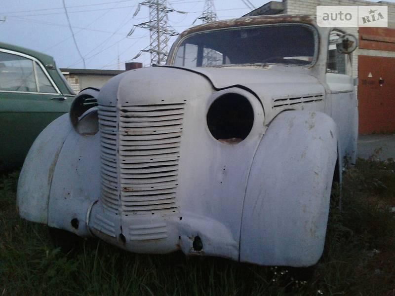 Москвич / АЗЛК 401 1959 года в Киеве