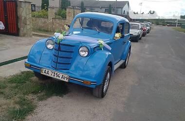 Москвич / АЗЛК 401 1952 в Тернополе