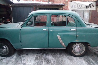 Москвич / АЗЛК 402 1956 в Черновцах