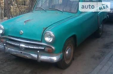 Москвич / АЗЛК 402 1958 в Сумах