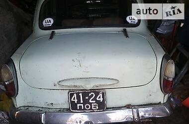 Москвич/АЗЛК 403 1964 в Лохвице