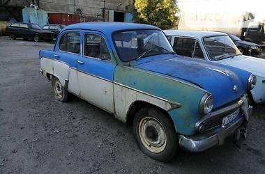 Москвич / АЗЛК 407 1961 в Запорожье