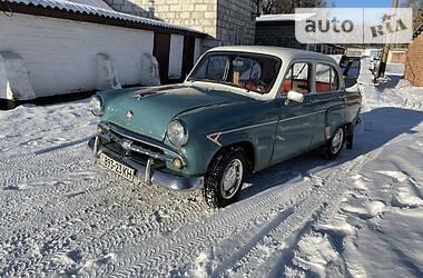 Москвич/АЗЛК 407 1960 в Коростені