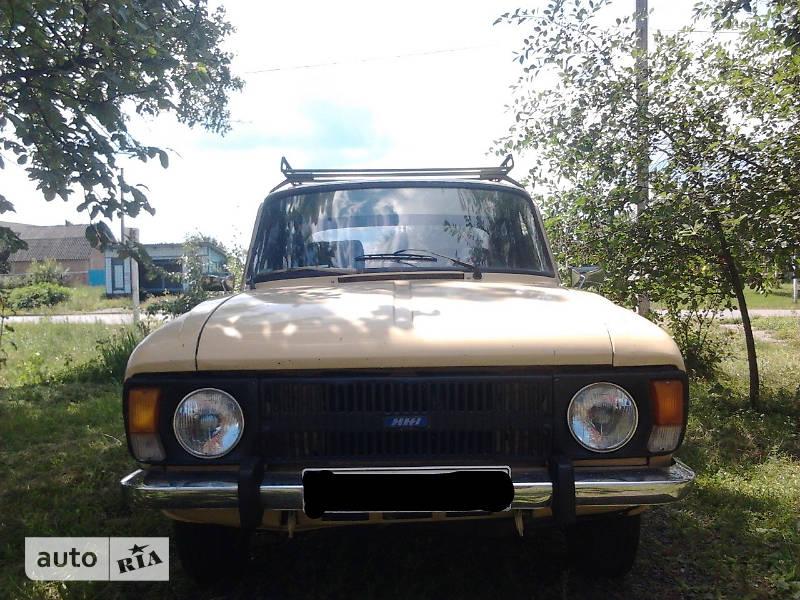 Москвич / АЗЛК 412 1988 в Ромнах