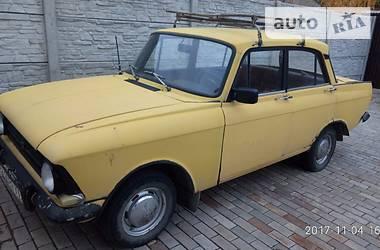 Москвич / АЗЛК 412 1981 в Днепре