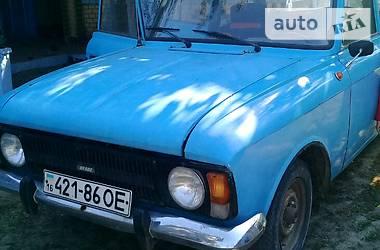 Москвич / АЗЛК 412 1988 в Килии