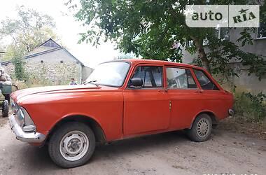 Москвич / АЗЛК 412 1981 в Томашполе