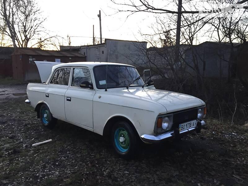 Москвич / АЗЛК 412 1990 в Ивано-Франковске