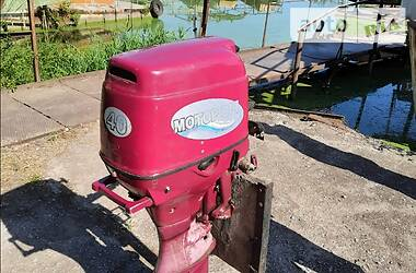 Лодочный мотор Мотор-Сич 40 2013 в Запорожье