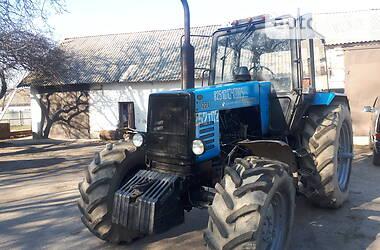 МТЗ 1221 Беларус 2007 в Христиновке