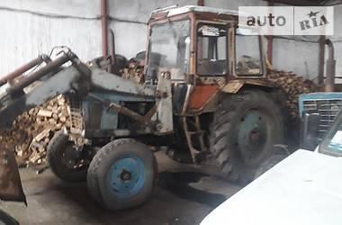 МТЗ 80 Беларус 1991 в Жашкове
