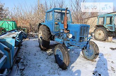МТЗ 80 Беларус 1990 в Николаеве