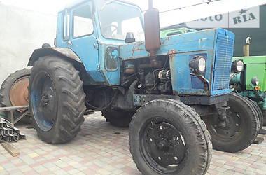 МТЗ 80 Беларус 1983 в Николаеве