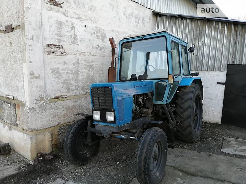 МТЗ 80 Беларус