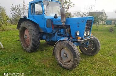 МТЗ 80 Беларус 1986 в Рокитном