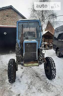 МТЗ 80 Беларус 1996 в Бердичеве