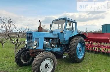 МТЗ 80 Беларус 2013 в Саврани