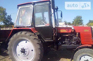 Трактор сельскохозяйственный МТЗ 80 Беларус 1992 в Еланце