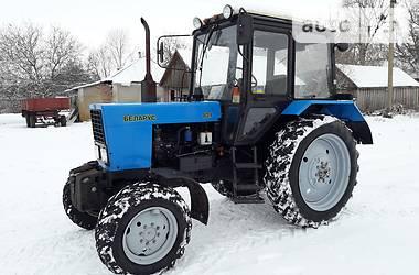 МТЗ 82.1 Беларус 2012 в Полтаве