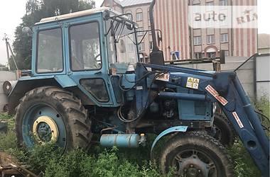 МТЗ 82.1 Беларус 2017 в Чернигове