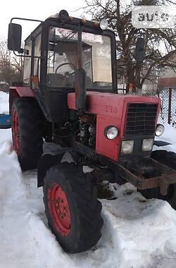 МТЗ 82.1 Білорус 2008 в Золочеві