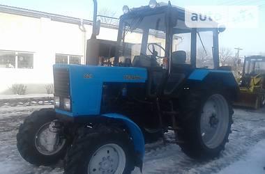 МТЗ 82.1 Білорус 2008 в Тернополі