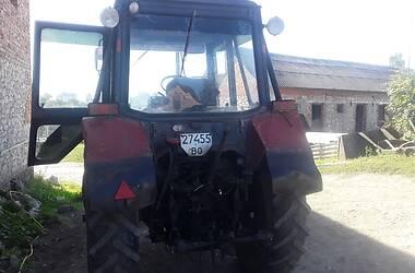 Трактор сельскохозяйственный МТЗ 82.2 Беларус 1998 в Тернополе