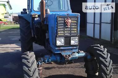 МТЗ 82 Беларус 1984 в Боровой