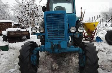 МТЗ 82 Беларус 1986 в Черновцах