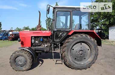 МТЗ 82 Беларус 2007 в Баштанке