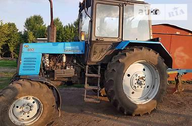 МТЗ 892 Беларус 2010 в Кременчуге